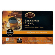 3 PACK of Private Selection Coffee K-Cup Packs Breakfast Blend -- 12 K-Cups