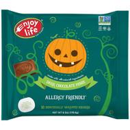 3 PACK of Enjoy Life Halloween Chocolate Minis Candy Dark Chocolate -- 6.3 oz