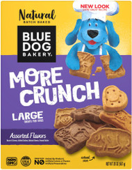 Blue Dog Bakery More Flavors Healthy Treats for Dogs Assorted -- 1 Box
