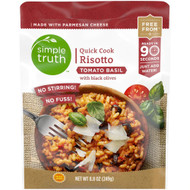 3 PACK of Simple Truth Quick Cook Risotto Tomato Basil -- 8.8 oz