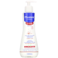 Mustela, Baby, No-Rinse Soothing Cleansing Water, 10.14 fl oz (300 ml)