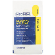 3 PACK OF Mediheal, Sleeping Melting Nose Pack, 3 Pack