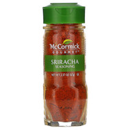 3 PACK OF McCormick Gourmet, Sriracha Seasoning, 2.37 oz (67 g)