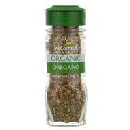 3 PACK OF McCormick Gourmet, Organic, Oregano, 0.5 oz (14 g)