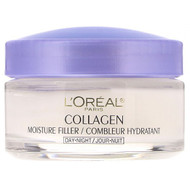 L'Oreal, Collagen Moisture Filler, Day/Night Cream, 1.7 oz (48 g)
