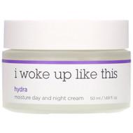 I Woke Up Like This, Hydra, Moisture Day and Night Cream, 1.69 fl oz (50 ml)