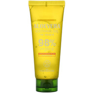 3 PACK OF FromNature, Aloe Vera, 98%, Soothing Gel, 150 g