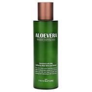 FromNature, Aloe Vera, 98% Moisture Soothing Lotion, 125 ml