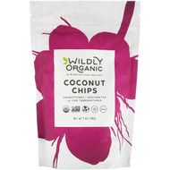 3 PACK OF Wildly Organic, Coconut Chips, 7 oz (198 g)