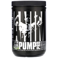 Universal Nutrition, Animal Pump Pro, Non-Stim Pre-Workout, Green Apple, 13.47 oz (382 g)