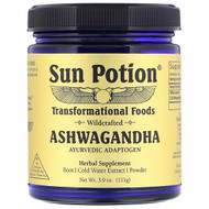Sun Potion, Ashwagandha Powder, Wildcrafted , 3.9 oz (111 g)
