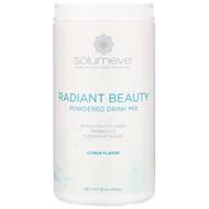 Solumeve, Radiant Beauty, Grass-Fed Collagen, Probiotics & Superfruits Powdered Drink Mix, Citrus, 16 oz (454 g)
