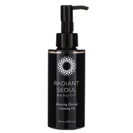 Radiant Seoul, Balancing Charcoal Cleansing Oil, 4.9 fl oz (145 ml)
