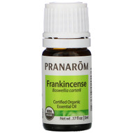 Pranarom, Essential Oil, Frankincense, .17 fl oz (5 ml)