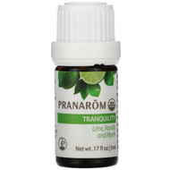 Pranarom, Essential Oil,  Diffusion Blend, Tranquility, .17 fl oz (5 ml)