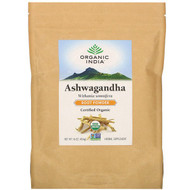 Organic India, Ashwagandha Root Powder, 16 oz (454 g)
