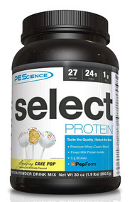 PEScience Select Protein Cake Pop -- 27 Servings