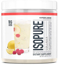 Isopure, Collagen, Raspberry Lemonade,  6.88 oz (195 g),Isopure, Collagen, Raspberry Lemonade,  6.88 oz (195 g)