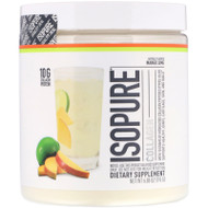 Isopure, Collagen, Mango Lime, 6.88 oz (195 g),Isopure, Collagen, Mango Lime, 6.88 oz (195 g)