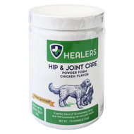 Healers Pet Hip & Joint Care Powder Chicken -- 6.17 oz