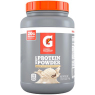 Gatorade Recover Whey Protein Powder Tub Vanilla -- 49 oz