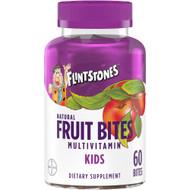 Flintstones Fruit Bites Multivitamin -- 60 Bites