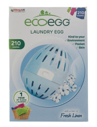 Ecoegg Laundry Egg With A Hint Of Fresh Linen -- 1 Pack