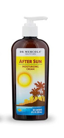 Dr. Mercola After Sun Moisturizing Cream -- 8 fl oz