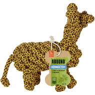 Abound Krinkle Dog Toy Animal -- 1 Toy
