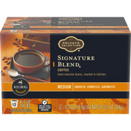 3 PACK OF Private Selection Coffee Signature Blend -- 12 K-Cups