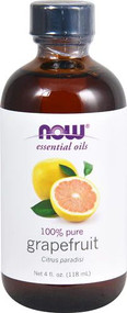 NOW Foods Essential Oils Grapefruit Oil -- 4 fl oz