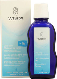 Weleda, One-Step Cleanser & Toner, 3.4 fl oz (100 ml),Weleda, One-Step Cleanser & Toner, 3.4 fl oz (100 ml)