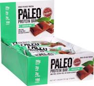 Julian Bakery Grass Fed Beef Paleo Protein Bar Chocolate Mint -- 12 Bars