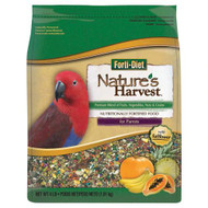 Kaytee Forti-Diet Natures Harvest Nutritionally Fortified Food For Parrots -- 4 lb