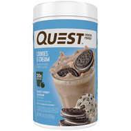 Quest Nutrition Protein Powder Cookies and Cream -- 1.6 lb