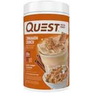 Quest Nutrition Protein Powder Cinnamon Crunch -- 1.6 lb