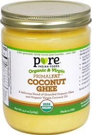 Pure Indian Foods Organic & Virgin PrimalFat Coconut Ghee -- 14.2 oz