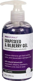 Mikanaturals Anti-Aging Grapeseed and Bilberry Gel -- 8 fl oz