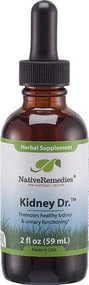 Native Remedies Kidney Dr. -- 2 fl oz