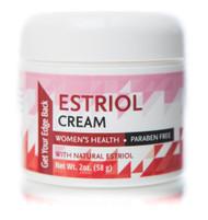 Libido Edge Labs Women Estriol Cream Jar -- 2 oz