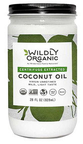 Wildly Organic Centrifuge Extracted Coconut Oil -- 28 fl oz