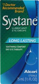Alcon Systane Lubricant Eye Drops -- 0.5 fl oz