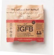 The Gluten Free Bar Apple Cinnamon Power Breakfast -- 6 Packs
