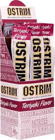 Ostrim Natural Snack Sticks Teriyaki -- 10 Sticks