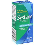 Alcon Systane Lubricant Eye Drops -- 1 fl oz
