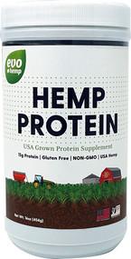 Evo Hemp Hemp Protein -- 16 oz