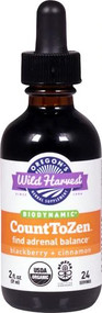 Oregons Wild Harvest Biodynamic CountToZen -- 2 fl oz