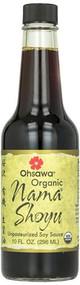 Ohsawa Organic Nama Shoyu -- 10 fl oz