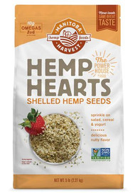 Manitoba Harvest Hemp Hearts Raw Shelled Hemp Seeds -- 5 lb