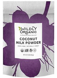 Wildly Organic Coconut Milk Powder -- 16 oz